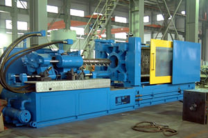 refinished/repainted injection molding equipment: Welland, ON
