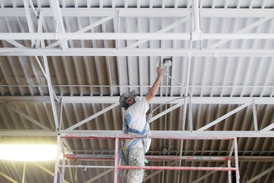 Industrial Painting Industrial Painters Toronto