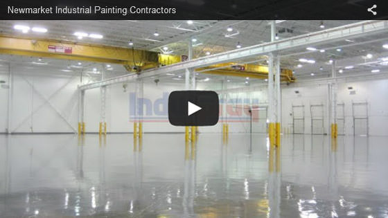 Newmarket industrial painting contractors video