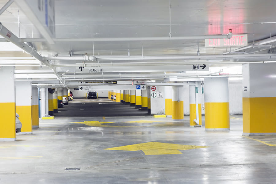 How much does it cost to build an underground parking How much to build a new garage