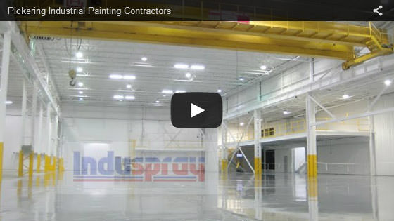 Pickering industrial painting contractors video