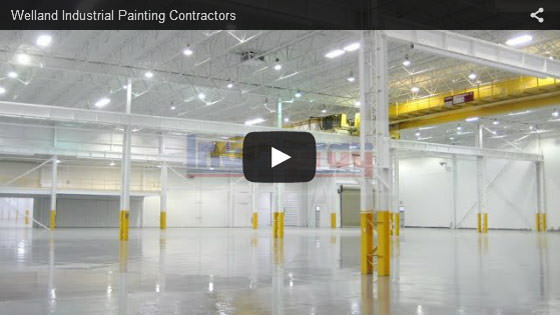 Welland industrial painting contractors video