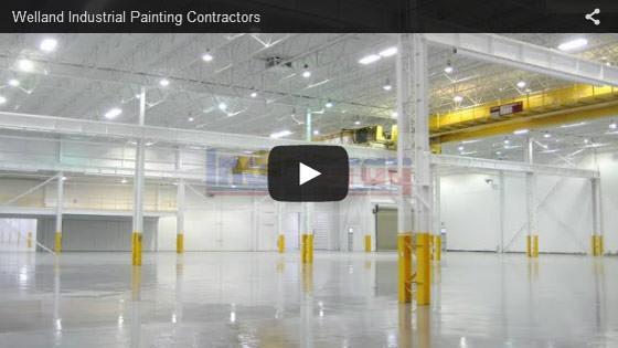Welland industrial painting contractors video