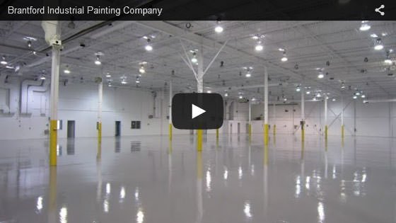 Brantford industrial painting company