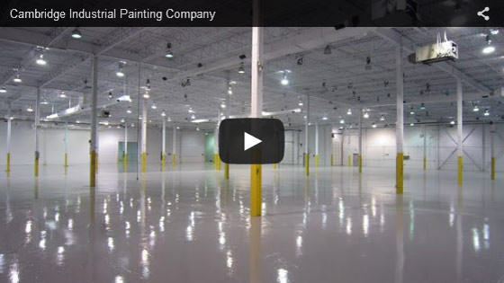Cambridge industrial painting company