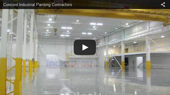 Concord industrial painting contractors