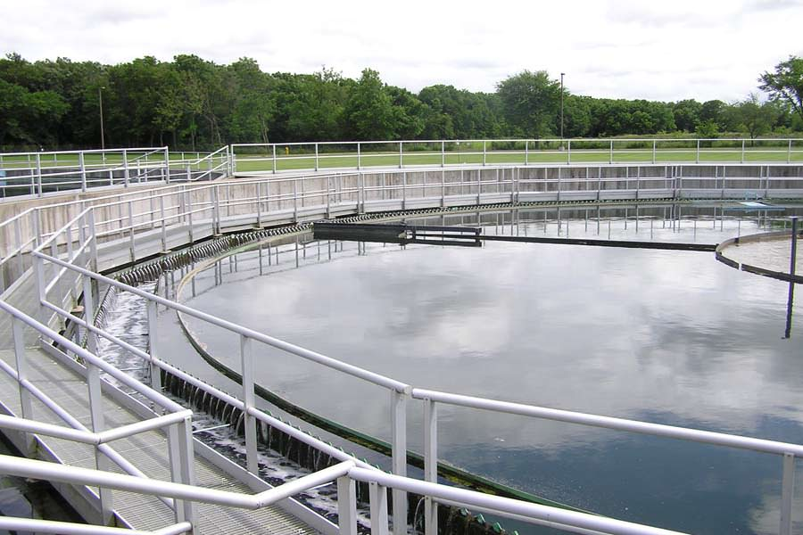Treatment Plant Painting Project