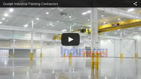 Guelph industrial painting contractors