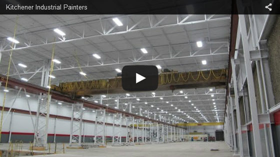 Kitchener industrial painters video