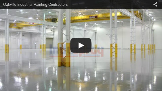 Oakville industrial painting contractors video